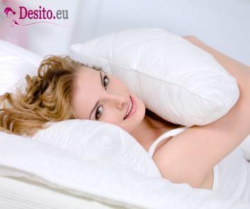 Възглавница от 100% гъши пух