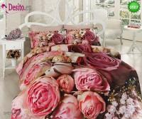 3D Спално бельо 0507-Svetlana