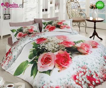 3D Спално бельо 0501-Bonni