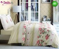 Семеен спален комплект с два плика 085 Bonita V2
