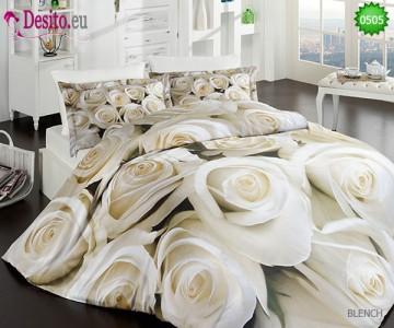 3D Спално бельо 0505-Blench
