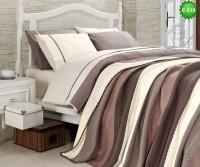 Двулицево единично спално бельо с одеало Е-210