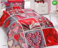 3D Единичен спален комплект B021 Landa