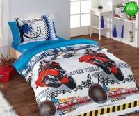 Единичен спален комплект E-61