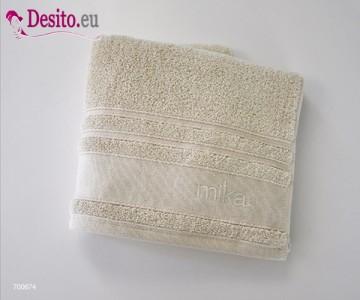Хавлиени кърпи Мика - екрю