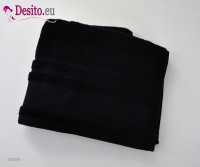 Хавлиени кърпи Мика - черно