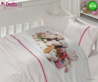 Детско спално бельо 3D-28