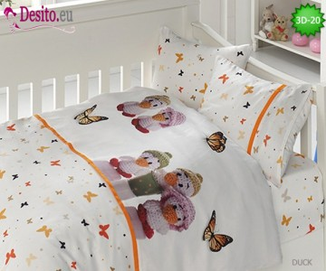 Детско спално бельо 3D-20