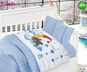 Детско спално бельо BB-09