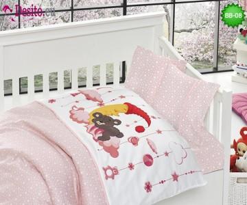 Детско спално бельо BB-08