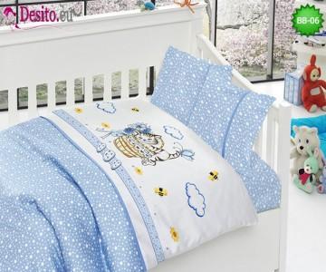 Детско спално бельо BB-06