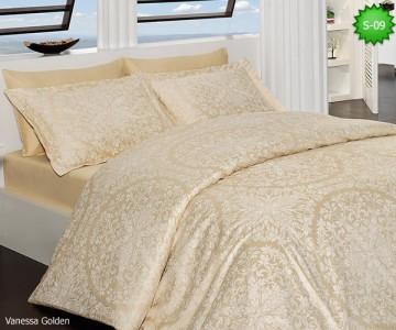 Семеен спален комплект с два плика S-09
