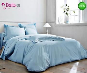 Едноцветно спално бельо 30-12