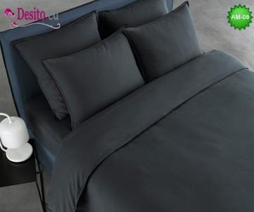 Едноцветно спално бельо AM-08