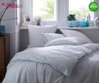 Бяло спално бельо BC-22