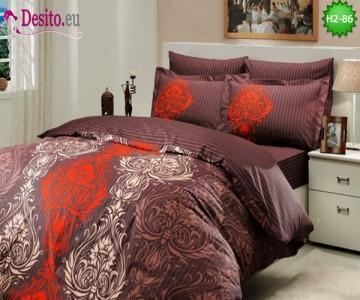 Спално бельо от Поплин H2-86