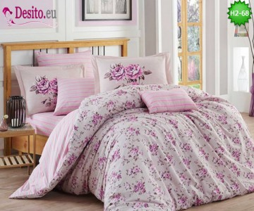 Спално бельо от Поплин H2-68