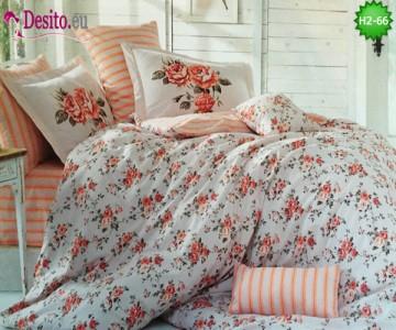 Спално бельо от Поплин H2-66
