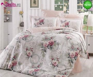 Спално бельо от Поплин H2-65