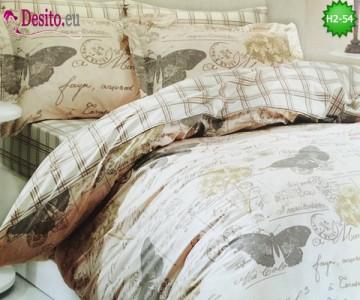 Спално бельо от Поплин H2-54