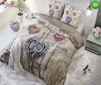 Двойно Спално бельо Wood 310