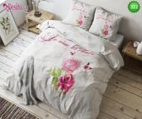 Двойно Спално бельо с Spring 322