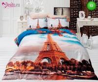 3D спално бельо от памучен сатен 53