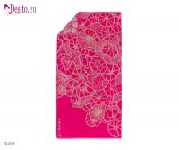 Плажна кърпа Mayla Pink