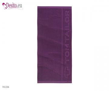 Плажна кърпа Tom Tailor - Violet
