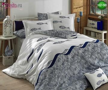 Спално бельо от Поплин H2-98
