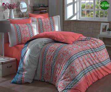 Спално бельо от Поплин H2-100