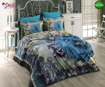 Спално бельо от Поплин H2-101