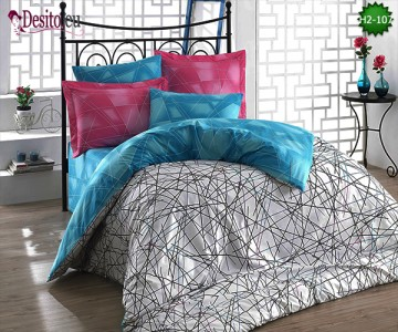 Спално бельо от Поплин H2-107