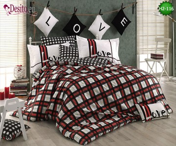 Спално бельо от Поплин H2-116