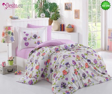 Единичен спален комплект H2-148
