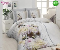 3D спално бельо от памучен сатен 3D-05