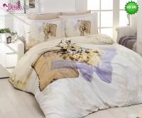 3D спално бельо от памучен сатен 3D-06