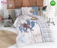 Единичен спален комплект E-78