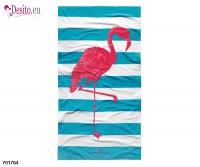 Плажна кърпа Turquoise