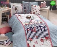 Единичен спален комплект DLX-K6