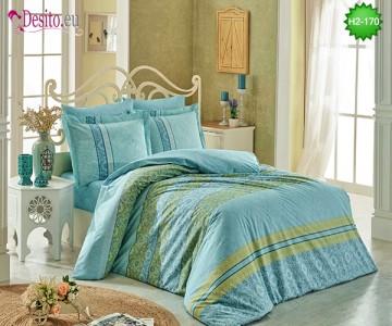 Спално бельо от Поплин H2-170