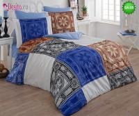 3D спално бельо от памучен сатен SA-05