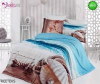 3D спално бельо от памучен сатен SA-11