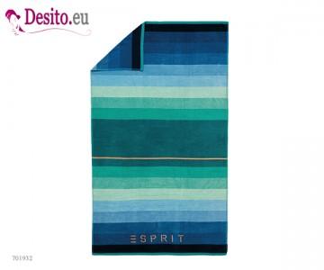 Плажна кърпа Esprit - HYRA.BLUE