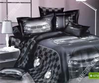 5D спално бельо с код B-173