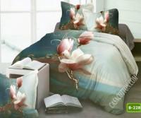 5D спално бельо с код B-228