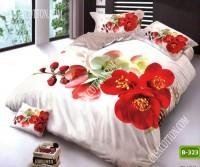 5D спално бельо с код B-323