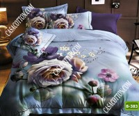5D спално бельо с код B-383