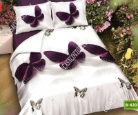5D спално бельо с код B-420