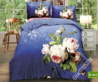 5D спално бельо с код B-422
